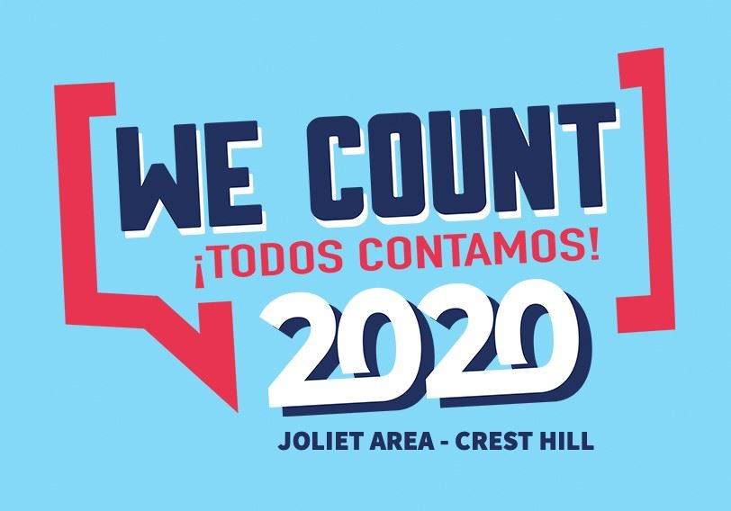 We Count! Todos Contamos! 2020 - Joliet Area - Crest Hill