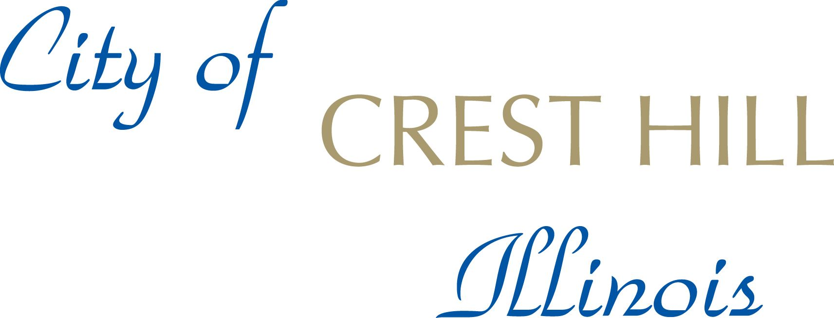 City of Crest Hill Logo